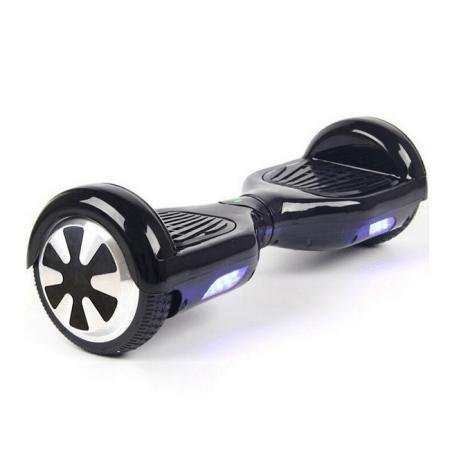 Smart Wheel 8 pulgadas Negro