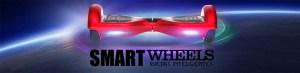 Smart Wheels Patinete azul
