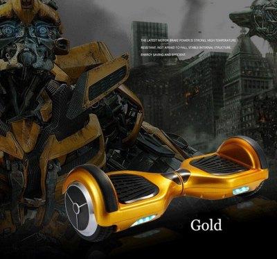 Smart Wheels Heroe Dorado
