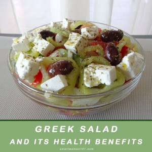 GREEK SALAD AND ITS HEALTH BENEFITS 2