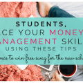 student money management tips