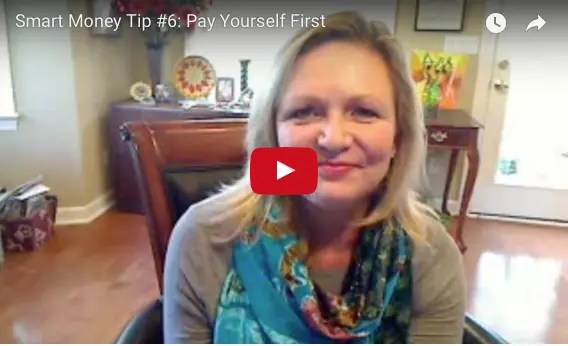 Smart Money Tip #6: The Secret to Financial Freedom – Pay Yourself First!