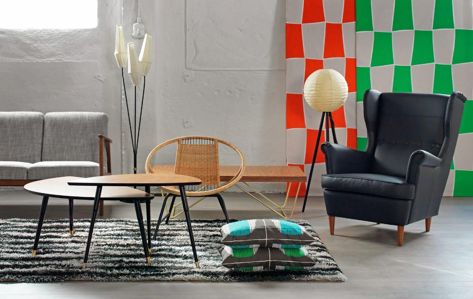IKEA riporta di moda il design degli anni 50  SmartWorld