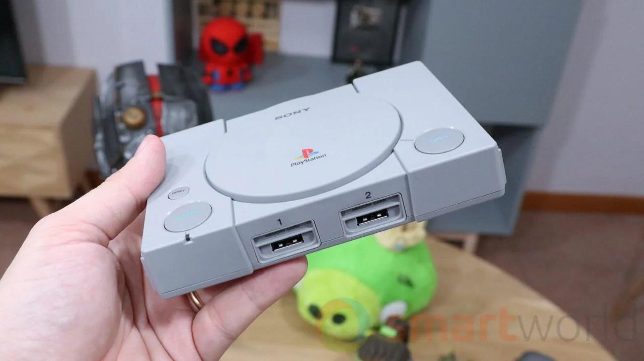 Troppo pochi i 20 videogiochi inclusi in PlayStation Classic? Aggiungerne altri è un gioco da ragazzi   SmartWorld