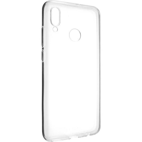 FIXED Skin ultratenké TPU pouzdro 0,6 mm Huawei P Smart