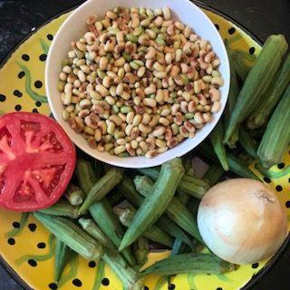 Southern Charm, Purple Hulls Peas, Sweet Tea and Jacksonville Tomatoes