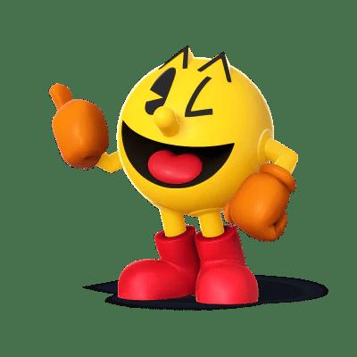 Super Smash Bros For Nintendo 3DS And Wii U Pac Man