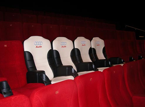 audi cars chairs