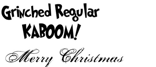 Christmas font in photoshop new--year.info 2019
