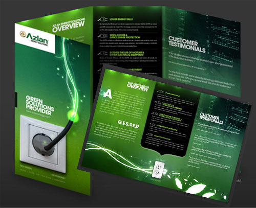 Creating a tri-fold brochure plus 15 amazing examples