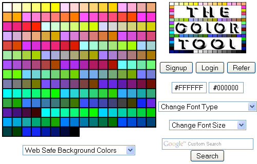Online Color Tools