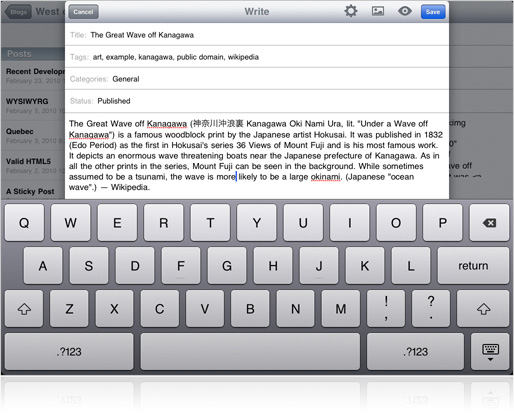 wordpress-for-ipad-compose