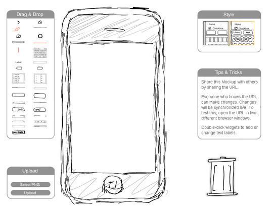 11 Useful Free UI Wireframe Tools For Designer ~ I Love