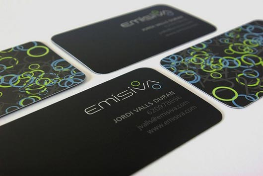 Emisiva Business Cards