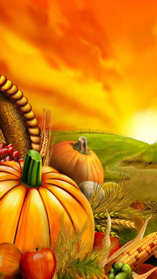 Free Fall Harvest Desktop Wallpaper New Iphone5 Halloween Wallpapers To Get Scary Look