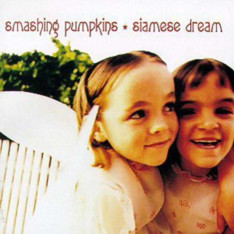 Smashing Pumpkins Siamese Dream poster