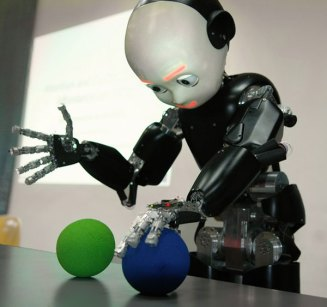 iCub humanoid robot