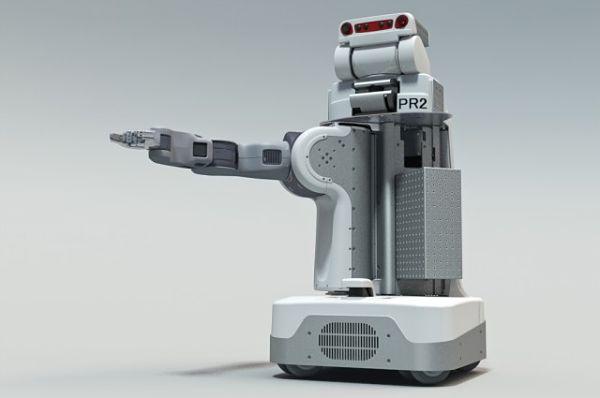 PR2 SE robotic platform