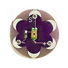 Arduino LilyPad light sensor
