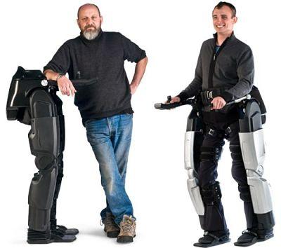 REX exoskeleton
