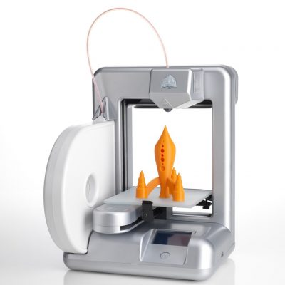 Cube 2 3D printer | Photo: Cubify