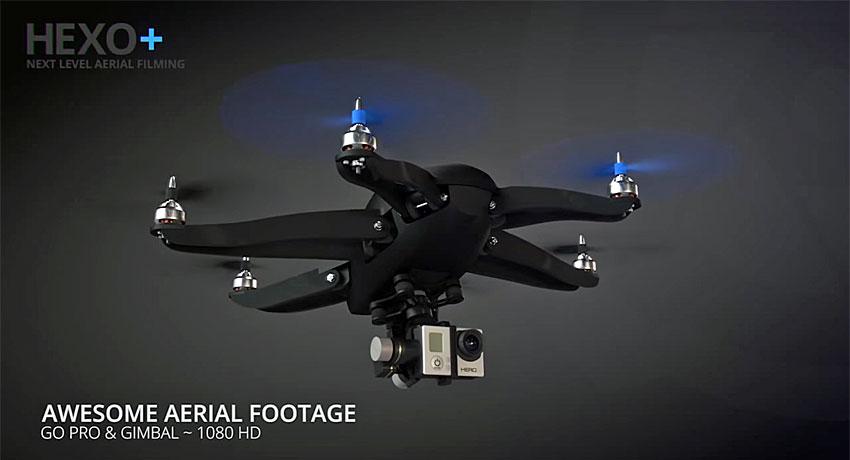 HEXO+ Autonomous Camera Drone