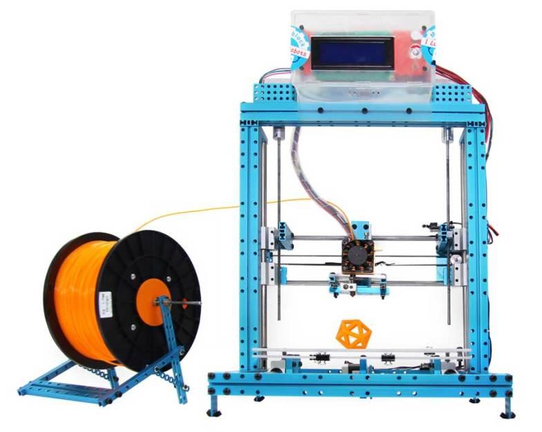 Makeblock Constructor I DIY 3D Printer