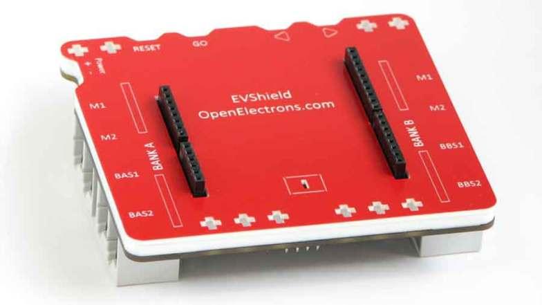 EVShield for Arduino