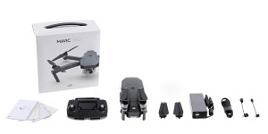 DJI Mavic Pro drone and controller kit