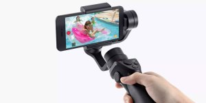 DJI Osmo Mobile handheld smartphone stabilizer