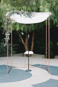 Chuppah ideas & styling for a modern Jewish wedding ...
