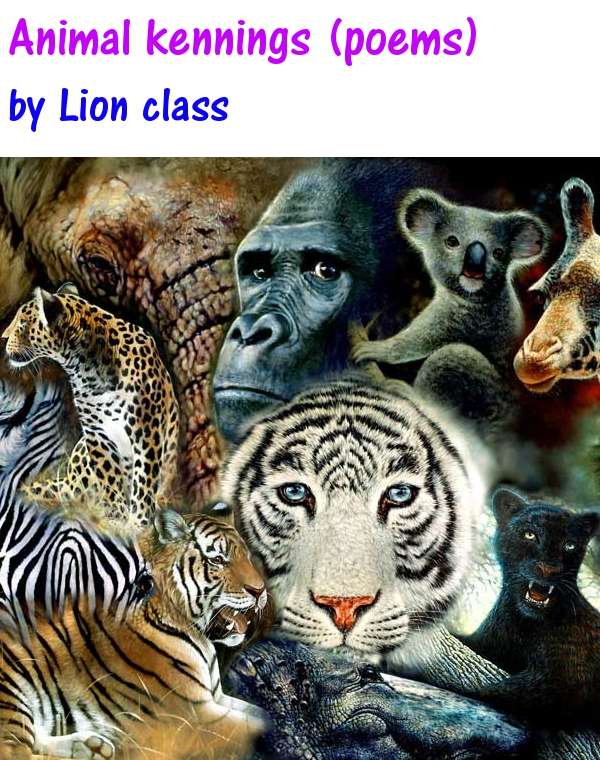 Smashwords – Animal Kennings Poems A Book By Mr Adams