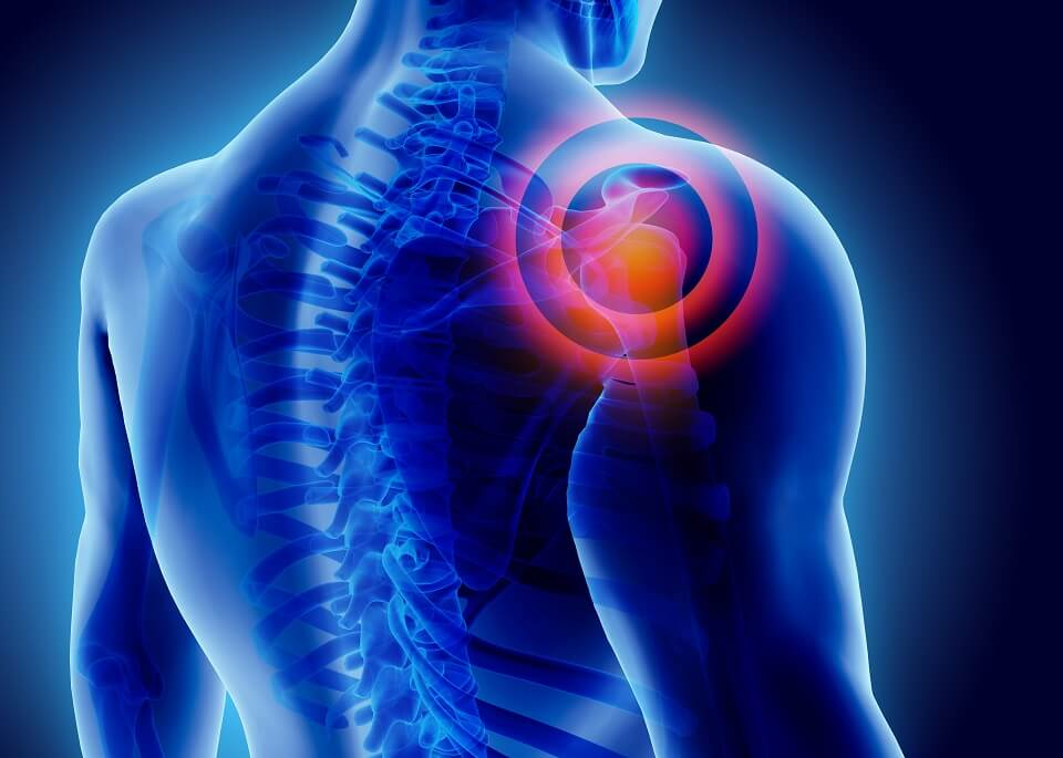 what causes shoulder pain