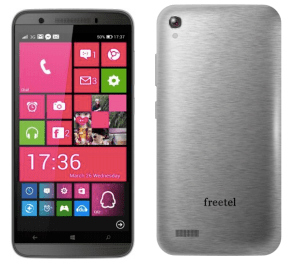 freetel Windows Phone