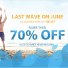 Summer Sale Last wave