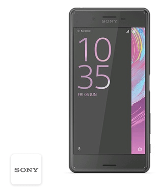 F8132 Xperia X Performance Graphite Black
