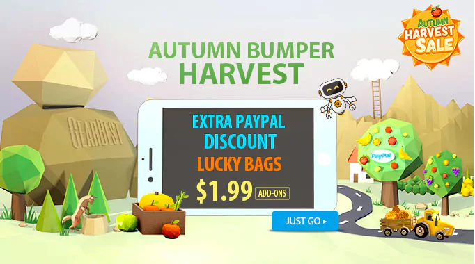 Autumn Bumper Harvest Sale