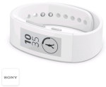 【Expansys】24時間セール Sony SmartBand Talk SWR30 (with 2 White wristbands S/L)
