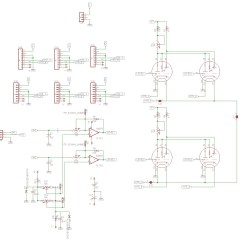 Audio Spectrum Analyzer Circuit Diagram Pots Telephone Wiring Magic Eye Tube Dr Scott M Baker