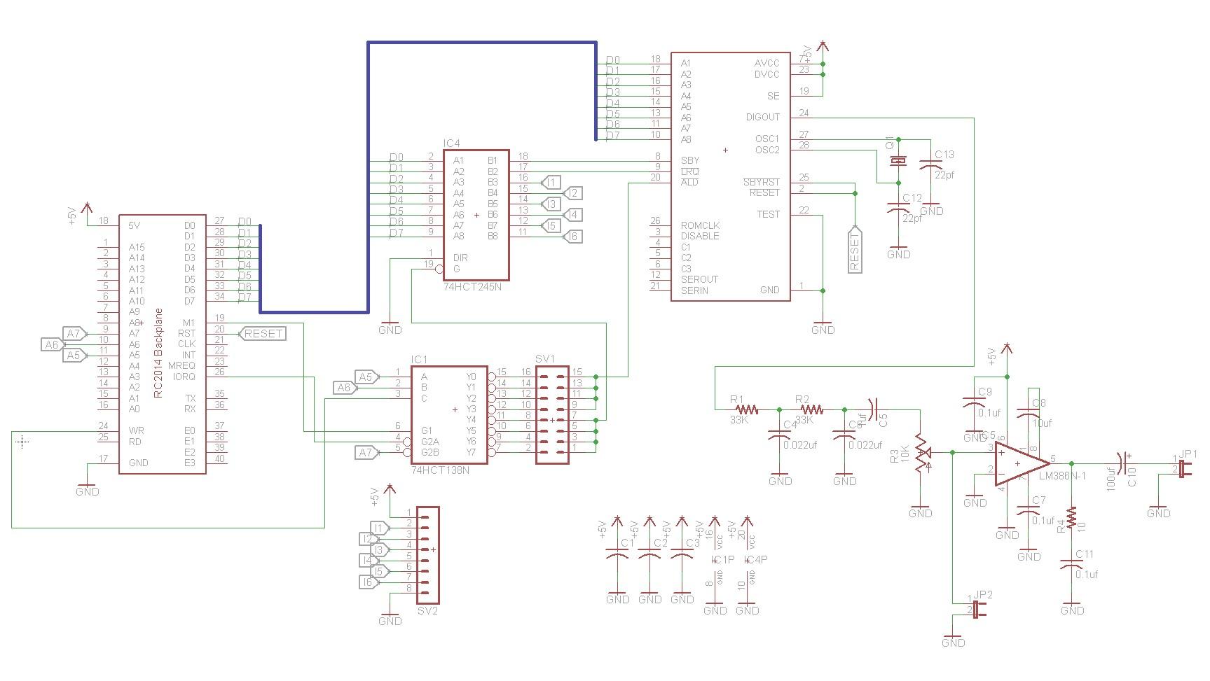 Z80 Retrocomputing 8