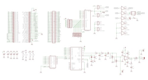 small resolution of isa speech synthesizer schematic
