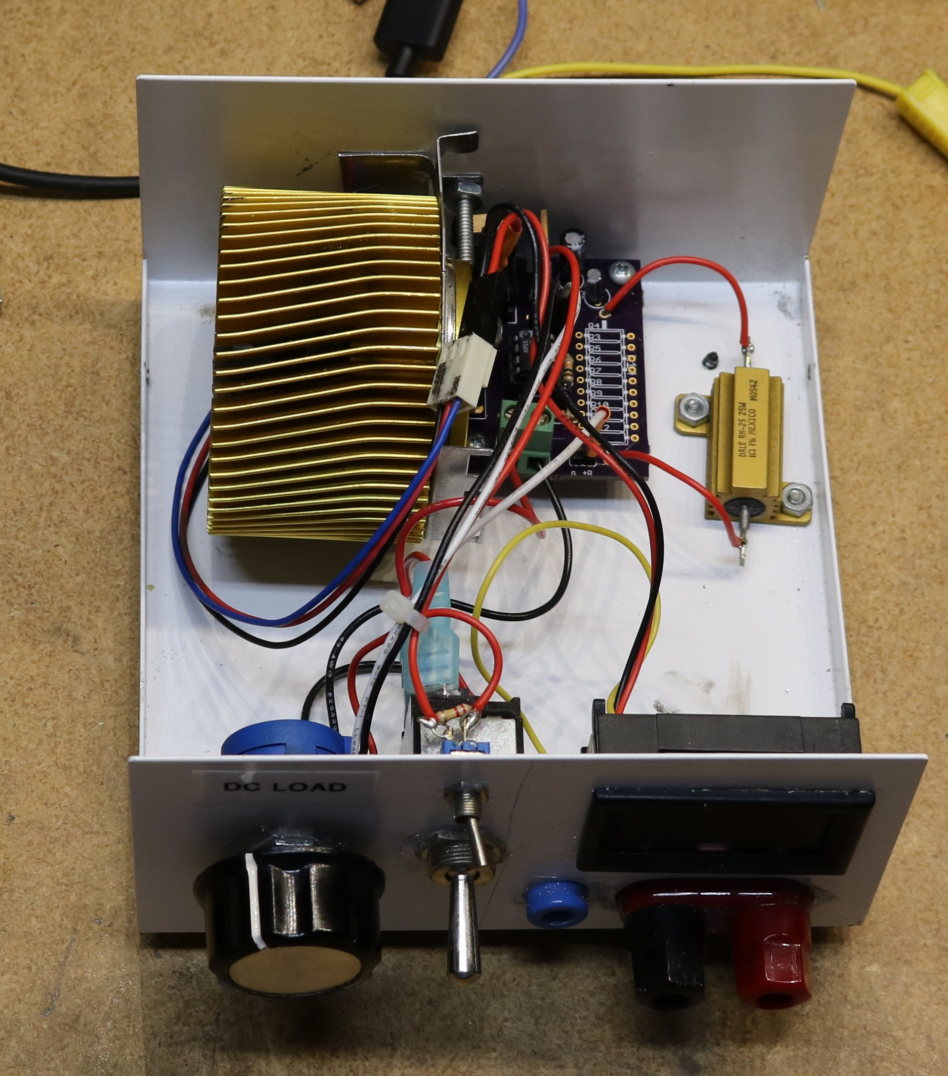 Voltage To Current Using Opamp And Power Transistor