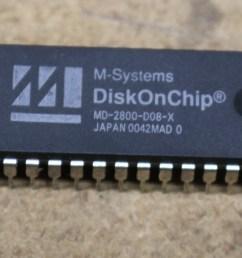diskonchip md2800 8 megabytes [ 1920 x 960 Pixel ]