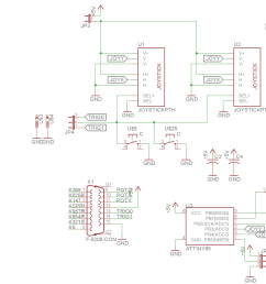 homemade atari 5200 analog controller dr scott m bakeratari game controller wiring diagram 18 [ 3471 x 1597 Pixel ]