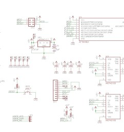 atari 5200 ps2 controller adapter schematic [ 1823 x 930 Pixel ]