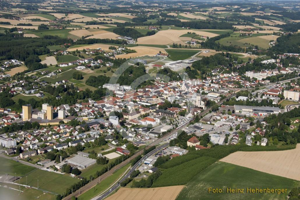 Flugplatz Eferding  Route Hausruckviertel