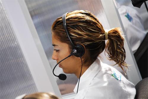 Customer care officer