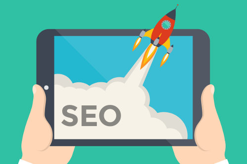 SEO rocket launch