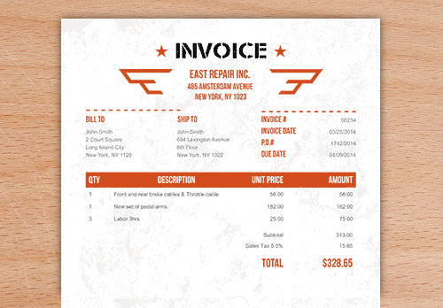 Barneybonesus  Gorgeous How Invoice Home Streamlines Invoicing For Online Entrepreneurs  With Fascinating Invoice Example With Amazing Payment Is Due Upon Receipt Also Iphone Receipt Printer In Addition Make Receipt And Tax Deductible Receipt Template As Well As Ups Store Tracking Number Receipt Additionally Receipt Paper Roll From Smbceocom With Barneybonesus  Fascinating How Invoice Home Streamlines Invoicing For Online Entrepreneurs  With Amazing Invoice Example And Gorgeous Payment Is Due Upon Receipt Also Iphone Receipt Printer In Addition Make Receipt From Smbceocom
