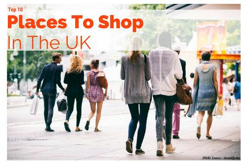 UK shopping
